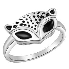 Cheap Alibaba Express Best Selling 2014 New Arrival Vintage Animal Leopard Enamel Rose Gold/Platinum Plated Ring for Woman J233 $4.90