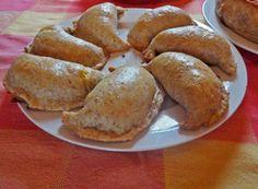 Empanadas vegetarianas caseras