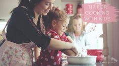 Does the thought of letting your little one in the kitchen send shudders down your spine? The mess, the danger, the clean-up afterward. The fact is, children