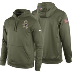 d9c975da Nike Men's Baltimore Ravens Salute to Service 2014 Olive Knockout Hoodie -  Dick's Sporting Goods Salute