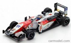 SPARK-MODEL 43MF15 Scale 1/43  DALLARA F1  F312 TEAM MERCEDES N 1 WINNER MACAU GP 2015 WHITE RED