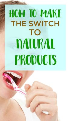 Going natural? Here are tips to help you choose the right natural household products and cosmetics for your family. These are safer alternatives to your everyday products.