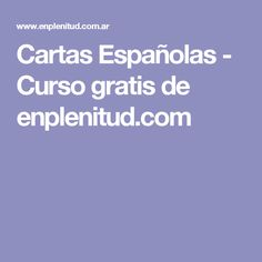 48 best cartas españolas images on pinterest wicca wiccan and