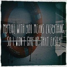 Its not over - Daughtry