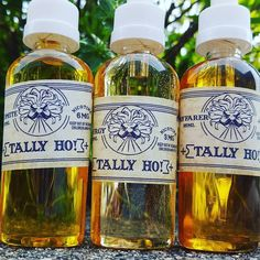 Tally Ho E-Juice Line