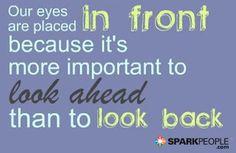 So true! | via @SparkPeople #motivation #quote