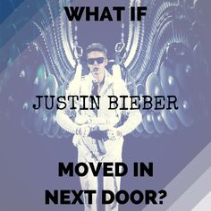 What if Justin Bieber moved in next door? http://apt.gd/1nGgviV #neighbor #tips #etiquette