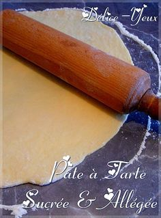 pâte à tarte light sans beurre au fromage blanc Cheesecakes, Cooking Recipes, Healthy Recipes, Rolling Pin, Puddings, Dessert Recipes, Food, Pancakes, Charlotte