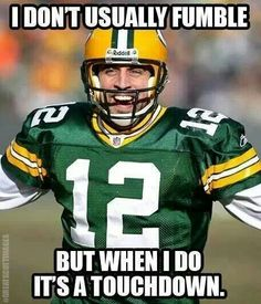 Love this! Packers Funny, Packers Baby, Go Packers, Green Bay Packers Fans, Packers Football, Football Baby, Greenbay Packers, Football Team, Nfl Memes