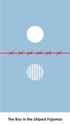The Boy in the Striped Pyjamas (2008) ~ Minimal Movie Poster by Yannick Buchs