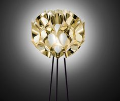 Flora Floor Gold by Zanini de Zanine
