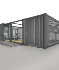 Launching at this year's Dwell on Design in Los Angeles, CubeDepot sells, rents, and modifies ISO containers.