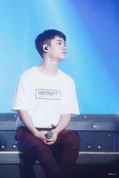 D.O - 160318 Exoplanet #2 - The EXO'luXion [dot] Credit: 디벨로.