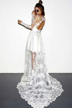 45 robes de mariée originales pour un mariage pas comme les autres