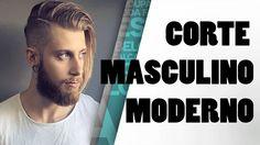 Corte masculino com fios longos | Men's Long Hair
