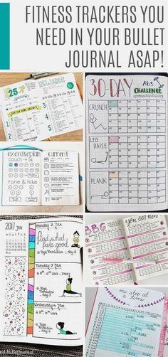 Bullet Journal Fitness, Bullet Journal Weight Loss Tracker, Bullet Journal Workout, Weight Loss Journal, Weight Loss Goals, Weight Loss Program, Diet Journal, Yoga Journal, Fitness Tracker