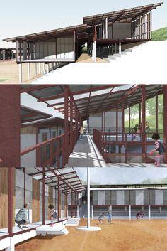Baan Huai Nam Keun School, Chiangrai : Perspective, Year 3, 2nd Semester by Suparoj N.