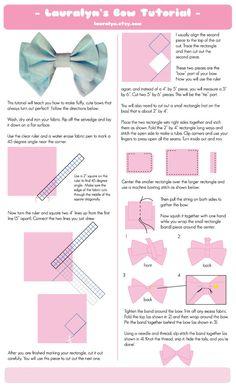 Sailor Senshi Bow how-to