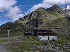 Drei-Seen-hutte, Tirol, Austria
