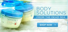 SEACRET - Products From The Dead Sea
