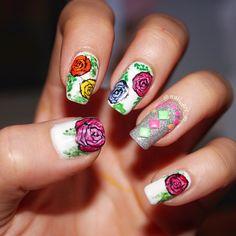#nails #nail #fashion #style #TagsForLikes #cute #beauty #beautiful #instagood #pretty #girl #girls #stylish #sparkles #styles #gliter #nailart #art #opi #photooftheday #essie #negler #preto #branco #rosa #love #shiny #polish #nailpolish #nailswag