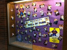 Orem Elementary is a WatchD.O.G.S. School! Here is our Dads of Great Students Wall of Fame!!!
