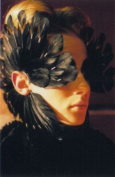~FOREIGN FEATHERS~ / Shaun Leane for Alexander McQueen