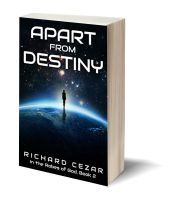 Apart from Destiny 3D-Book-Template