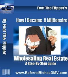 real estate wholesaling business plan