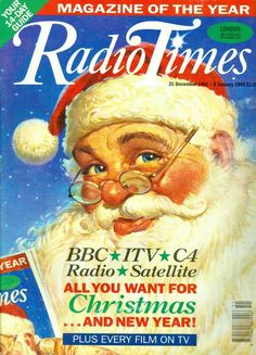 This Website is an unofficial site, and no infringement of copyright is intended. All of this site is to show my enjoyment of Christmas TV, and has no financial gain. Christmas Cover, Merry Christmas To All, The Night Before Christmas, Retro Christmas, All Things Christmas, Christmas Comics, Christmas Trees, Christmas Decorations, 1980s Childhood