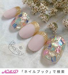 Fancy Nails Designs, Nail Designs, Toe Nail Art, Toe Nails, Mani Pedi, Manicure, Shell Decorations, Mirror Nails, Swag Nails