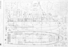 Quinze marins sur le bahut du mort...: Plans de Bateaux tcheques