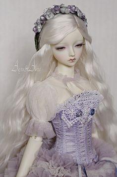 :: Crafty :: Doll :: Lavender Scent portrait | AyuAna