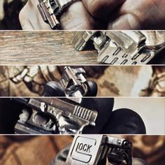 If you wondered if this is ever possible... YES IT IS! #glock #ring #glock17 #customrings  #jewellery #silver #pistol #uniquejewelry #handmade #details @customrings.pl @customrings