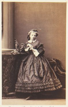 Princess Amalie of Saxe-Coburg and Gotha  SISTER OF FERDINAND