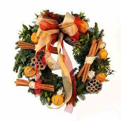 Trad wreath option 1
