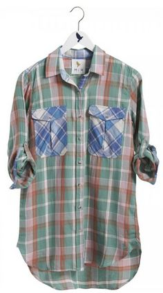 Made In Heaven checked shirt