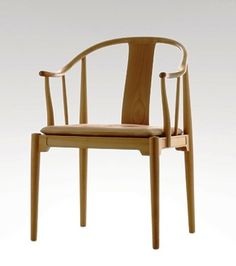 China Chair by Hans J. Wegner More At FOSTERGINGER @ Pinterest