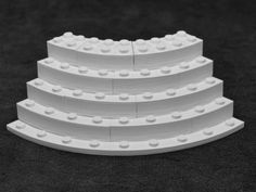 3ders.org - Man 3D prints support-less curved lego blocks; builds Naaldwijk Water Tower | 3D Printer News & 3D Printing News