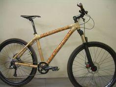 Mountain Bike MM070002 booganda bikes bamoo