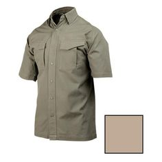 Men's Blackhawk LT2 SS Tactical Shirts @ TacticalGear.com