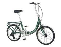 "Schwinn Loop 20"" Compact Alloy Folding Bike   S2280A :"