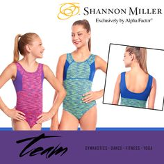 Feels like TEAM spirit! This patterned leo is a steal at only $44.99. You'll want both colors!