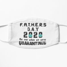 'Quarantined Father's Day Shirt, Daddy gift, Father's Day Gift' Mask by Pengo Shirt Fathers Day Jokes, Fathers Day Shirts, Daddy Gifts, Gifts For Father, Mask For Kids, Masks Kids, Father's Day, Father And Son, Quote Of The Day