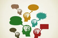 Science head ~ Illustrations on Creative Market