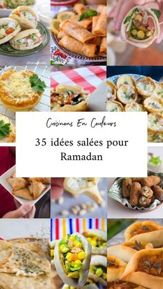 Plats Ramadan, Islam Ramadan, Ramadan Food, Ramadan Recipes, Cooking Recipes, Healthy Recipes, Iftar, Entrees, Barbecue