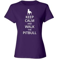 Keep calm and walk the pitbull: Global