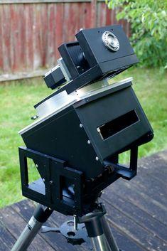 Custom Dob Mount Motorized Kits Dobsonian Telescopes