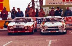 rally costa brava 1985 biasion vs bettega