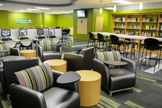 Hillwood High School Unveils State-of-the-Art Library